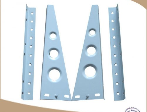 Air conditioning mounting brackets