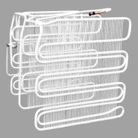 Evaporator coils fridge